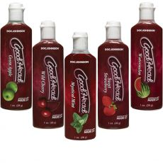 Doc Johnson Good Head 5-Pack Flavoured Oral Delight