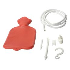 Water Bottle Cleansing Kit Red