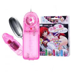 Double Vibrating Eggs Pink