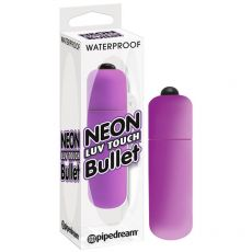PIPEDREAM Neon Luv Touch Bullet PURPLE