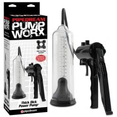 Pipedream Pump Worx Thick Dick Power Penis Pump