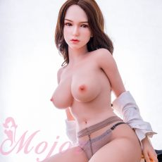 SINO 162cm E-Cup CRYSTAL Realistic Sex Doll