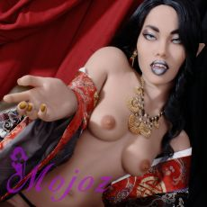 YL 168cm B-Cup DELILAH Realistic TPE Sex Doll